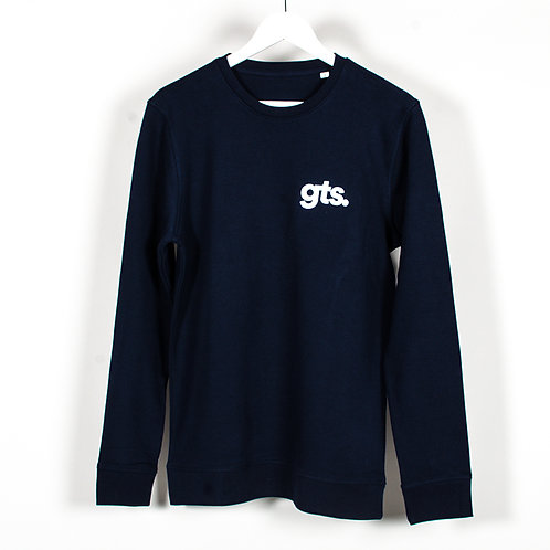 Blue GTS Sweatshirt Bio