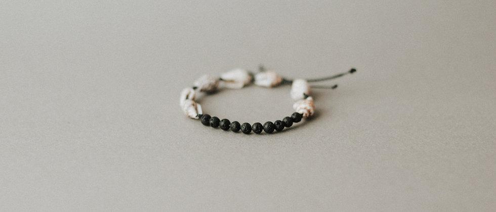 Shell Style Kevlar Bracelet