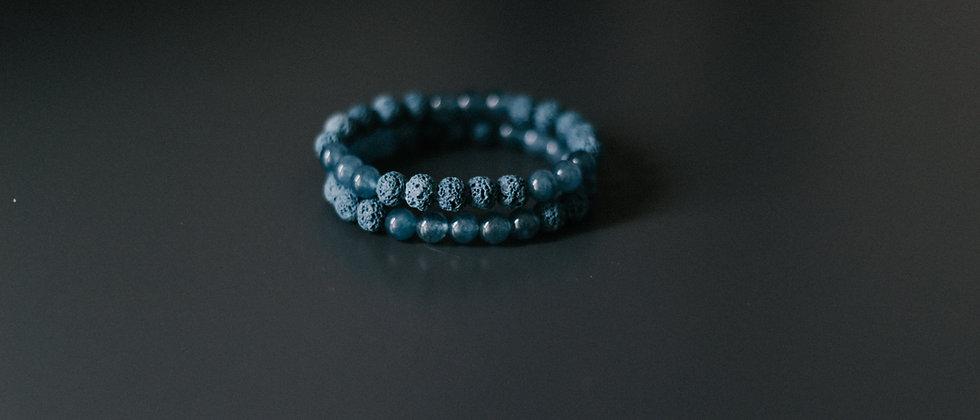 Blue Jade Set