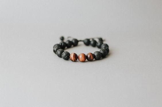 Kevlar strong long lasting jewelry brace