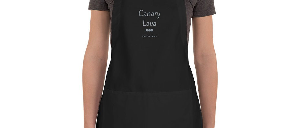 Canary Lava Apron