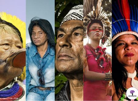 5 ativistas ambientais brasileiros que lutam por um mundo melhor