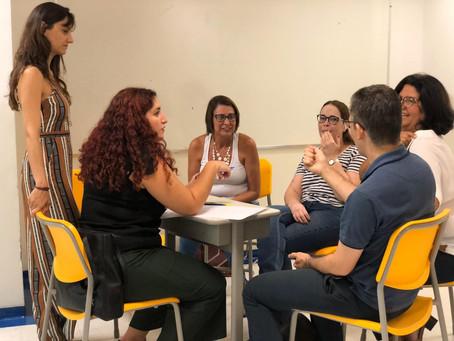 Gestores de escolas discutem sobre as recentes mudanças globais e o futuro da educação