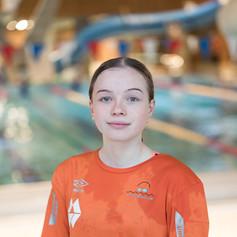 Eva Ulstein, instruktør, hjelpetrenar