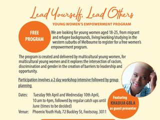Young Womens Empowerment Program