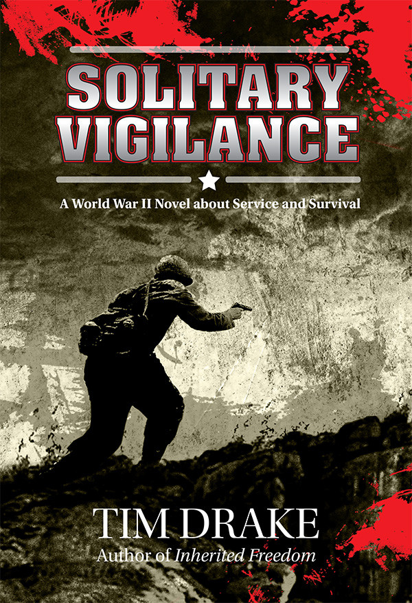 Solitary Vigilance due out in print by Thanksgiving 2014!!