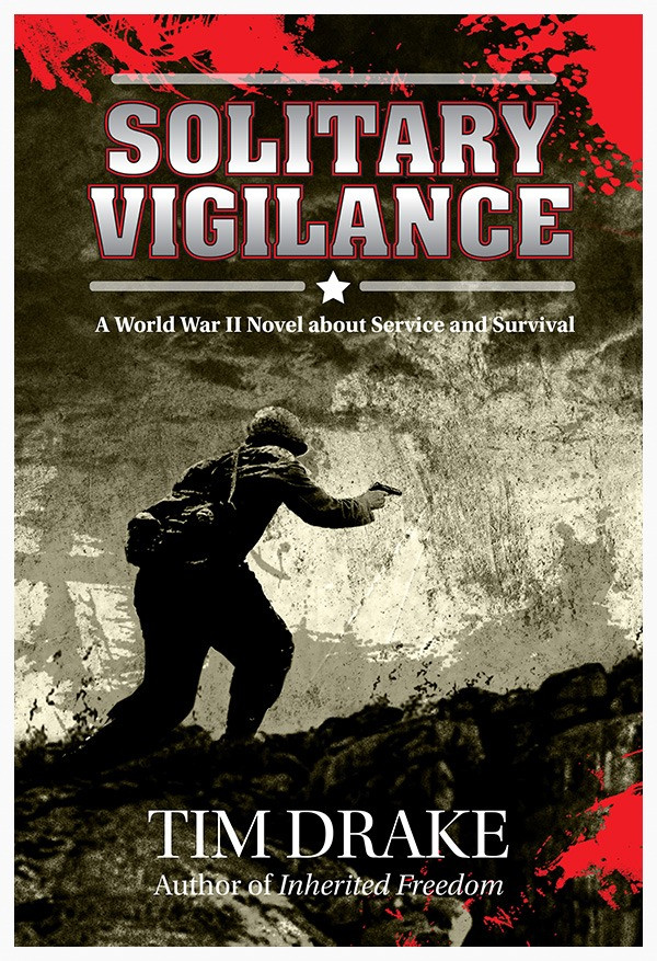 Solitary Vigilance is out in print-order now! Great holiday gift for those historical novel lovers!