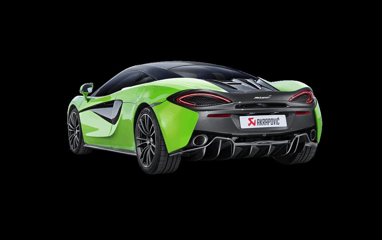 McLaren 540 C
