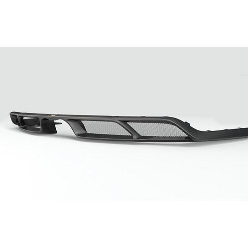 Akrapovic Carbon Diffusor matt für Porsche 991.2 GT3 (ABE)