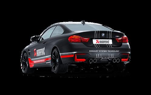 Akrapovic Evolution Line Abgassystem für BMW M4 (F82, F83)