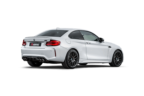 Akrapovic Evolution Link Pipe Set für BMW M2 competition (F87N)