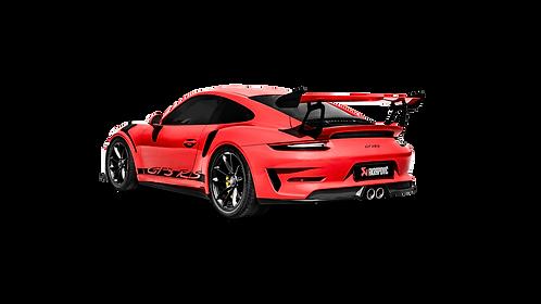 Akrapovic Evolution Race Header Set Abgassystem für Porsche 991.2 GT3 RS