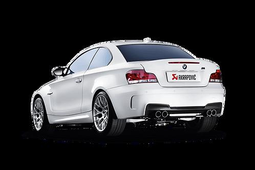 Akrapovic Evolution Line Abgassystem für BMW 1er M Coupé