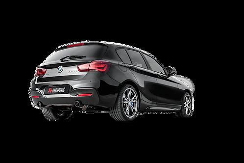 Akrapovic Slip-On Line Abgassystem für BMW M140i (OPF,GPF) ABE