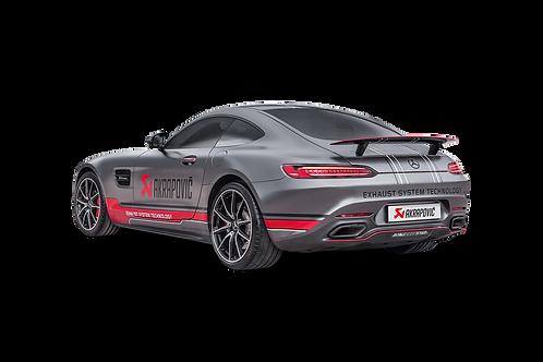 Akrapovic Evolution Line Abgassystem für Mercedes-AMG GT / Roadster / GT S (ABE)
