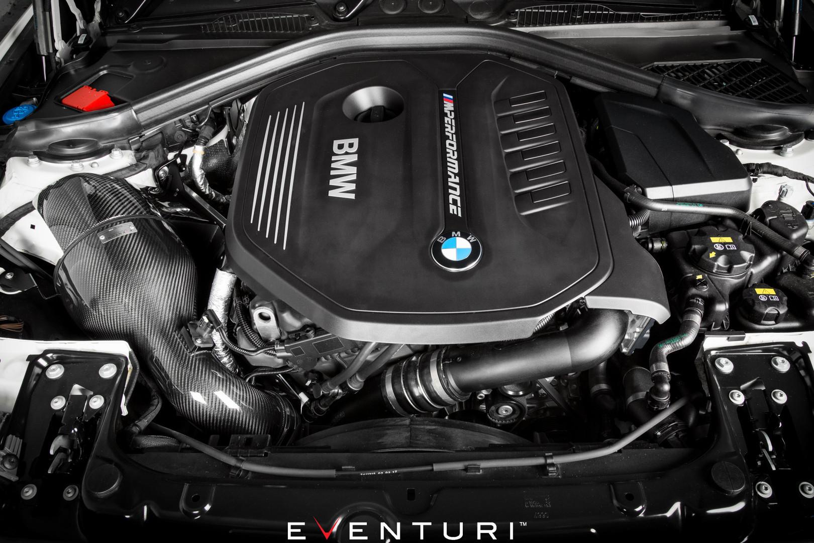 Eventuri Carbon Ansaugsystem für BMW _40i B58