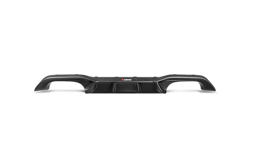 Akrapovic Carbon Heckdiffusor matt für BMW M2 (F87) ABE