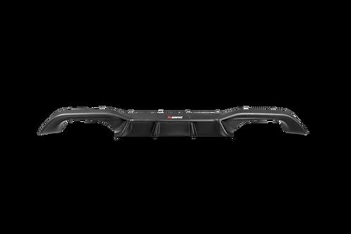 Akrapovic Carbon Heckdiffusor matt für BMW M2 (F87), M2 competition ABE