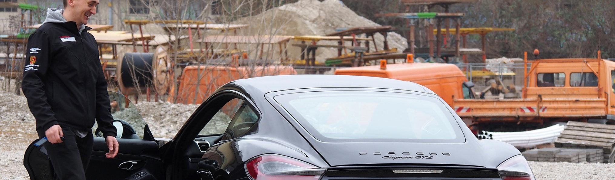 Porsche Tuning Porsch Felgen Bremsen Stahlflexbremsleitungen 991 981 918 971 Cayenne Carrera GT3 Panamera