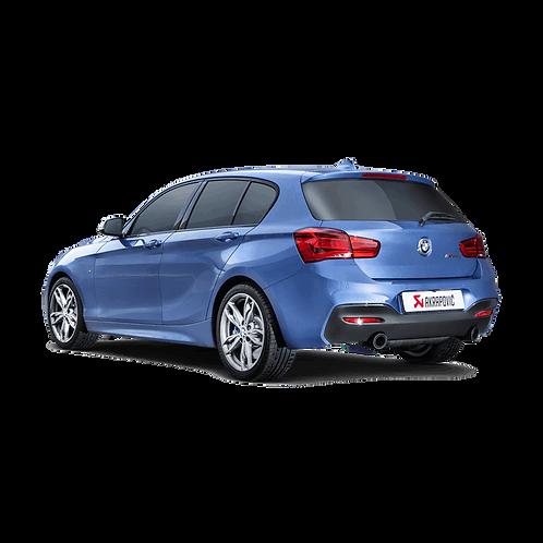 Akrapovic Evolution Line Abgassystem für BMW M140i (F20 ,F21) ABE