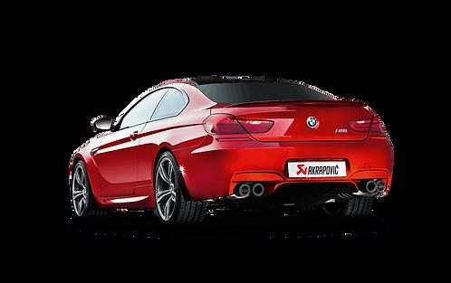 Akrapovic Evolution Line Abgassystem für BMW M6 (F12, F13) ABE