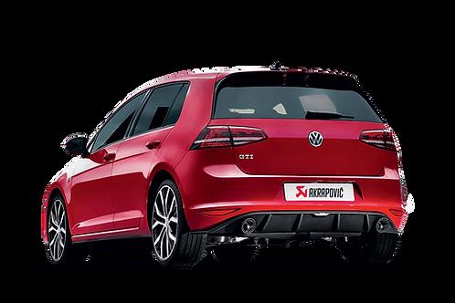 Akrapovic Evolution Line Abgassystem für VW Golf 7 GTI