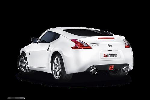 Akrapovic Evolution Line Abgassystem für Nissan 370 Z