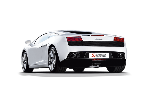 Akrapovic Slip On Abgassystem für Lamborghini Gallardo LP 560-4 Coupe/Spyder