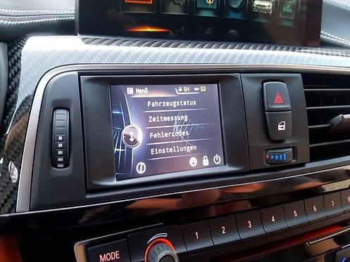 AK Motion Datadisplay für BMW F3X, M3/M4 (F80,F82,F83)