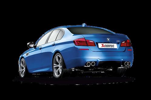 Akrapovic Evolution Abgassystem für BMW M5 (F10) ABE