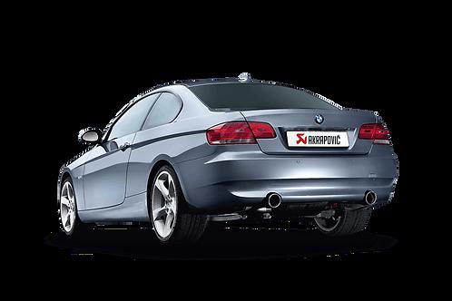 Akrapovic Evolution Abgassystem für BMW 335i (E90, E91)