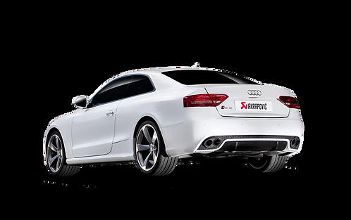 Akrapovic Evolution Abgassystem für Audi RS 5 (ABE)