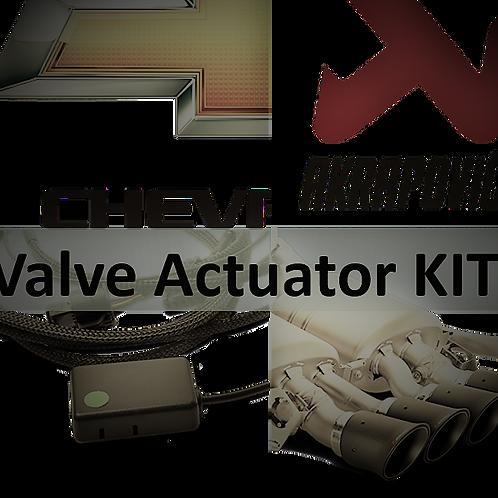 Akrapovic Valve Actuator Kit für Corvette Stingray (C7)