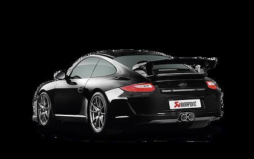 Akrapovic Slip On Abgassystem für Porsche 997 GT3 / GT3 RS 3,8l / 4.0l (ABE)