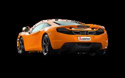 McLaren MP4 - 12 C