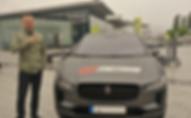 Jaguar I-Pace E-Rally