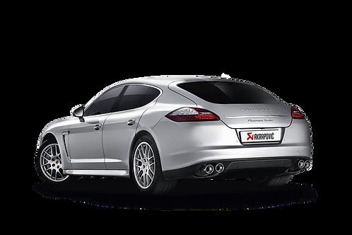 Akrapovic Evolution Abgassystem für Porsche Panamera / S / 4 / 4S / GTS
