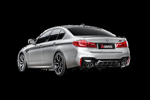 Akrapovic Abgassystem für BMW M5 / M5 COMPETITION (F90) - OPF/GPF 2019 ABE