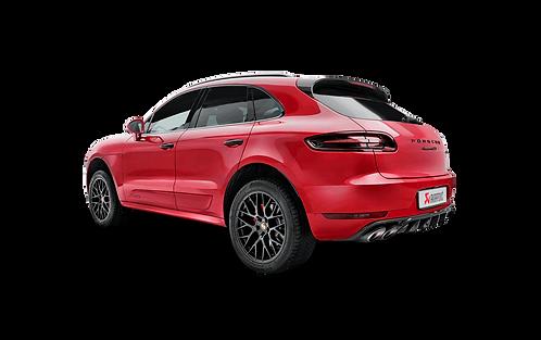 Akrapovic Evolution Line Abgassystem für Porsche Macan Turbo (95B) ABE