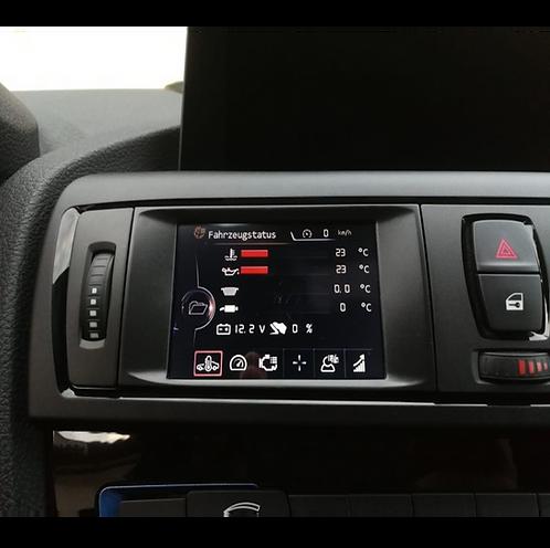 AK Motion Datadisplay für BMW F2X (1er Serie)