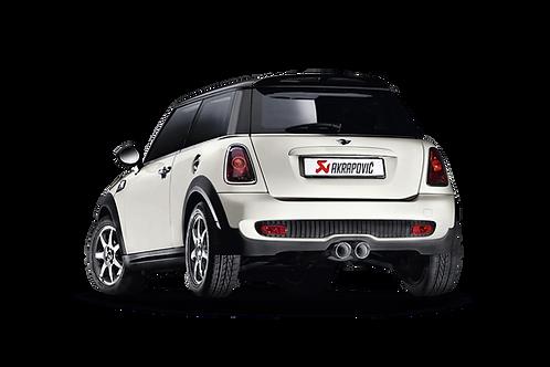 Akrapovic Evolution Line Abgassystem für Mini Cooper S (ABE)