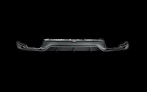 Akrapovic Carbon Diffusor für Porsche 991 Turbo / Turbo S (ABE)
