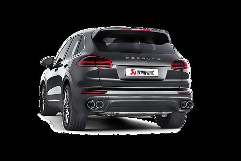 Akrapovic Evolution Line Abgasanlage für Porsche Cayenne GTS (958 FL)