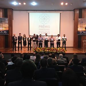 Premio Fornecedor Cemig 2016