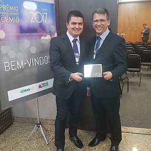 Premio Fornecedor Cemig 2017