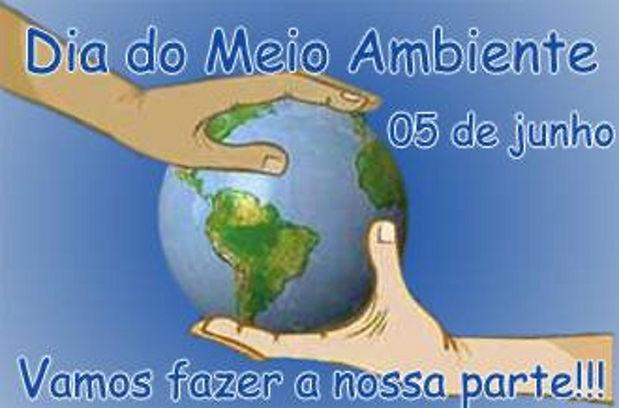 14 - PRESERVE O MEIO AMBIENTE 5 DE JUNHO