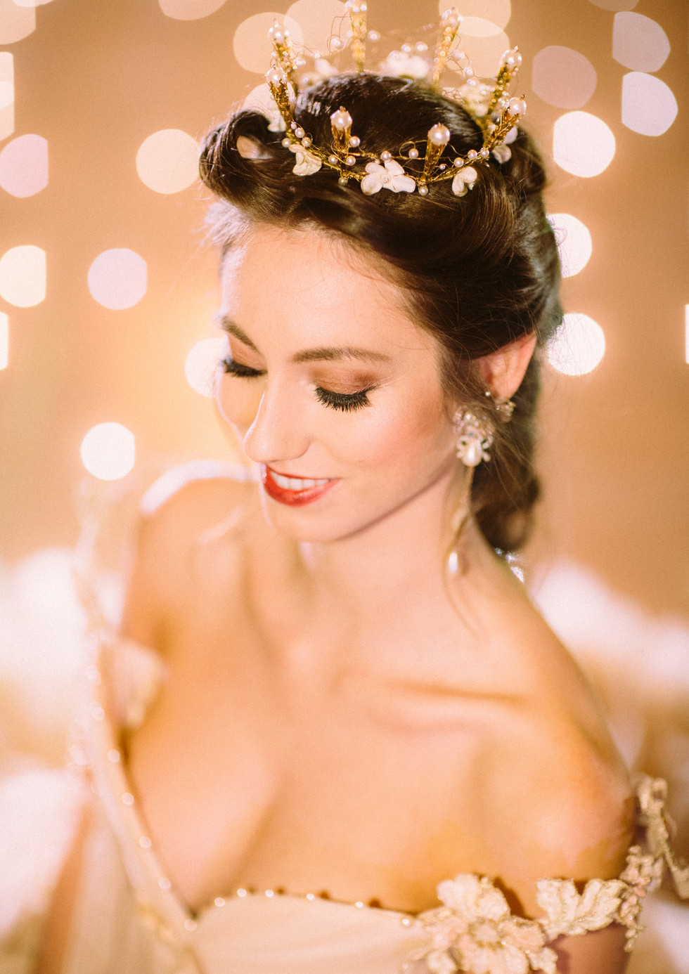 Beauty and the Beast Inspired Wedding St