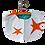 Thumbnail: Babador Estrela de brincar  – Dupla face