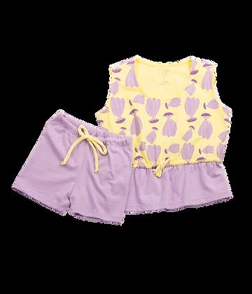 Pijama Peteca de uva