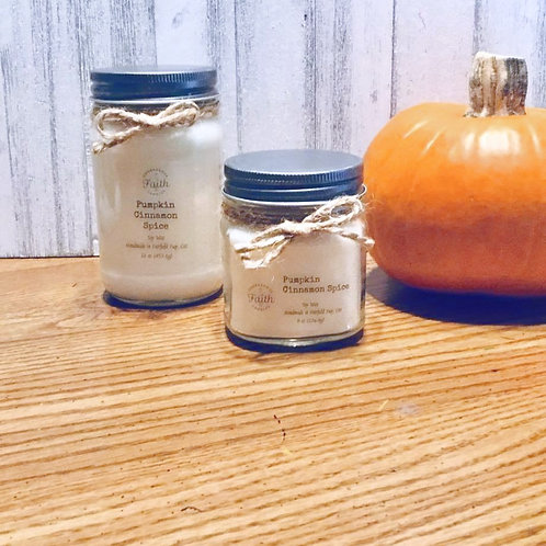 Pumpkin Cinnamon Spice